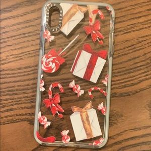 iPhone XS Max phone case Christmas